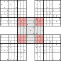 It is a picture of Crazy Monster Sudoku Printable