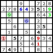 Sudoku Solution Step 4